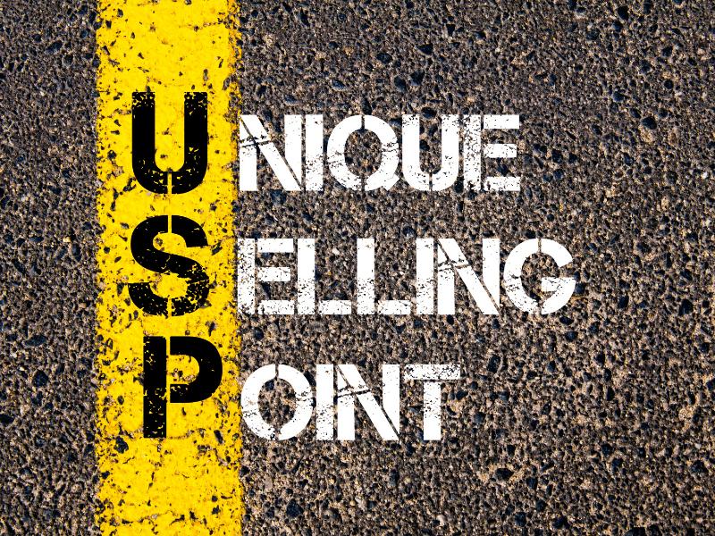 USP voorbeelden