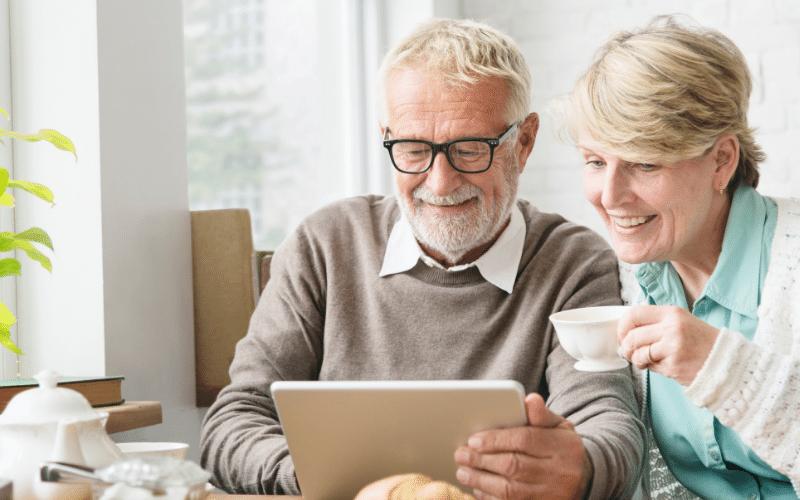 pensioen detailhandel